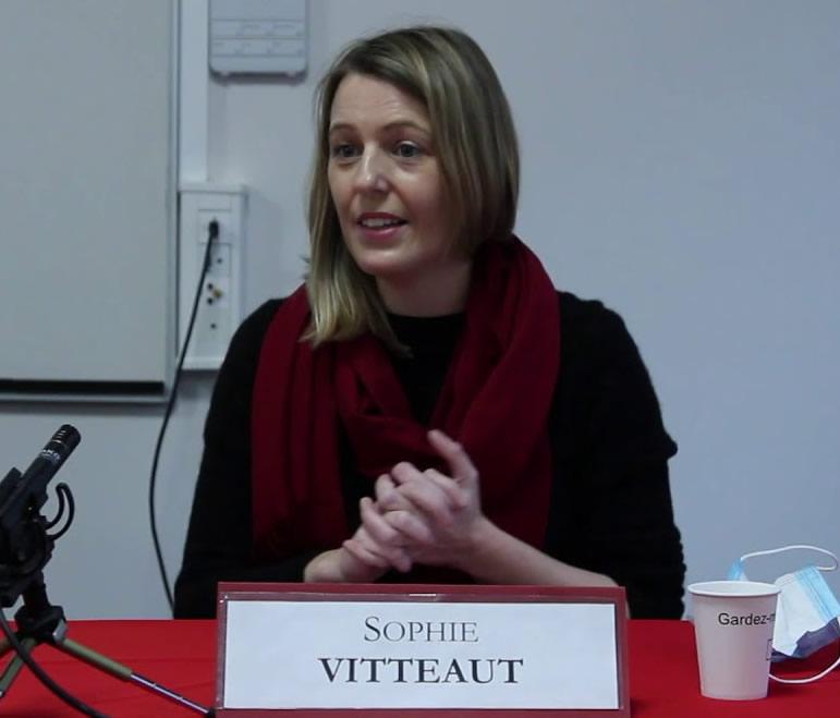 Sophie Vitteaut